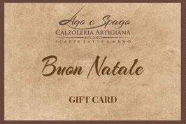 Digital Gift Card  Plinio - Buon Natale
