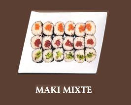 Plateau - Maki Mixte