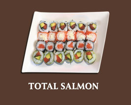 Plateau - Total Salmon