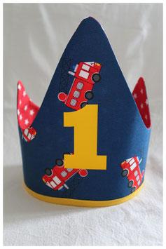 Verjaardagskroon brandweer
