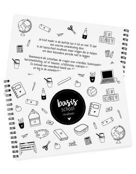 Basisschool invulboek