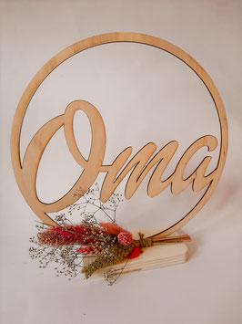 Flowerhoop OMA 30cm