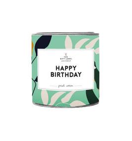 "Geurkaars ""Happy Birthday"""