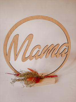 Flowerhoop MAMA 30cm