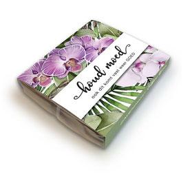 "Zadenpakket Eetbare bloemen ""Houd moed, ook dit komt vast weer goed"""