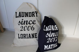 "Waszak groot ""Laundry since ..."