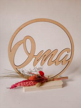 Flowerhoop OMA 22cm