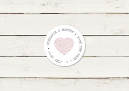 Save the date | Magnet | Herzen | No 6
