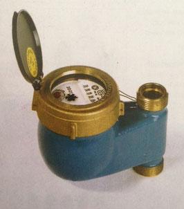 Wasserzähler - Hauswasserzähler - Qn 2,5 - M-NR Baureihe 102 Steigrohr
