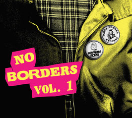 No Borders Vol.1 CD