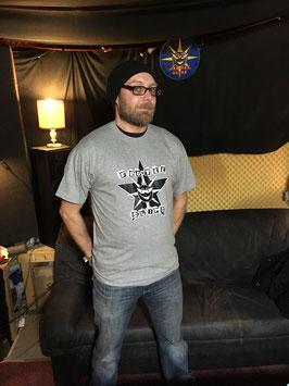 Shirt Grau Größe M