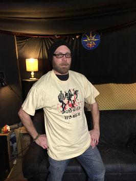 Shirt Gelb FTS