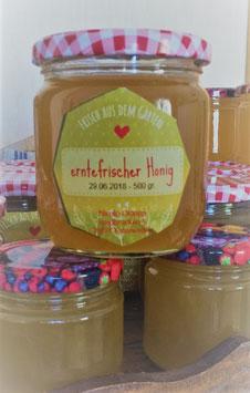 erntefrischer Honig