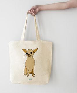 Tote bag Chihuahua