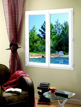 Fénêtre pour isolation 120mm