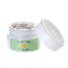 Pure Skin Zinksalbe gegen Pickel - 20 g