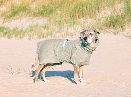 Hundebademantel in Größe XL in verschiedenen Varianten
