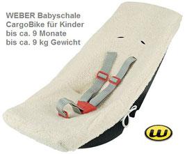 Weber Babyschale für CargoBike