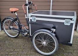 Johnny Loco eCargo B2B Delivery BOX Vorführrad