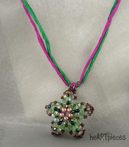 """Halskette mit Anhänger """"Starfish"""""""