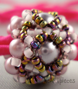 """geperlte Perle """"Nautilus"""""""