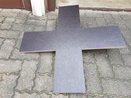 Kreuzwippe aus Siebdruckplatte Birke