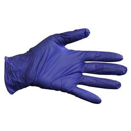 Nitril-Handschuhe, blau (Box a 100 Stk.)
