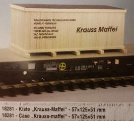 Kiste Kraus  Maffei Spur 0