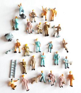 Figuren H0 Arbeiter