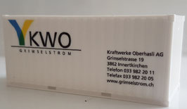 H0 20 ft. Container KWO Grimselstrom