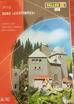 Faller Burg Lichtenfels