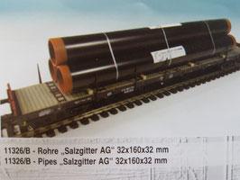 """H0 Rohre """"Salzgitter"""""""