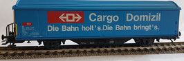 Märklin Schiebewandwagen Cargo Domizil