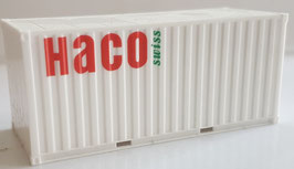 20 ft. Container Haco Suisse