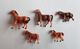 Pferde H0