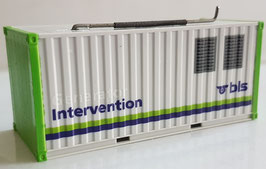 20 ft. Container BLS Intervention, Generator