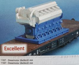 """H0 """"Dieselmotor"""""""