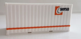 H0 20 ft. Container Sersa