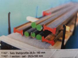 H0 Ladegut Stahlprofile