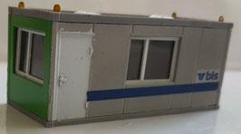 BLS Baucontainer Fertigmodell