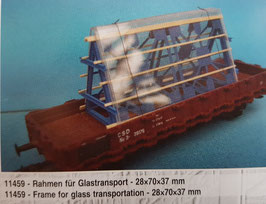 H0 Glastransport