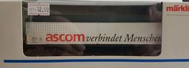 Märklin Schiebewandwagen Ascom