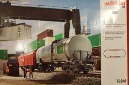 Moderner Güterverkehr