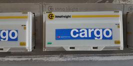 H0 - SBB - Cargo Innofreight - Woodtrainer / Adam