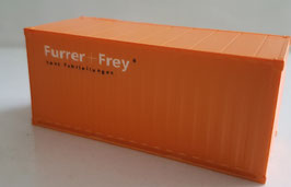 20 ft. Container Furrer + Frey