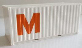 20 ft. Container Migros M