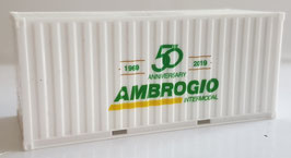 20 ft. Container Ambrogio Intermodal 50 Jahre