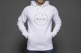 Pullover Hoody Weiß