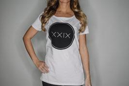 Frauen Stretch-T-Shirt & Männer Jersey T-Shirt Weiß
