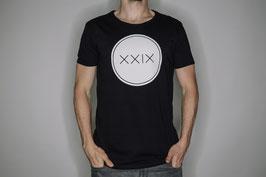 Männer Jersey T-Shirt Schwarz (B-Ware*)